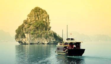 Cingapura, Vietnã, Camboja e Tailândia