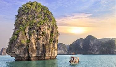 Surpresas da Indochina