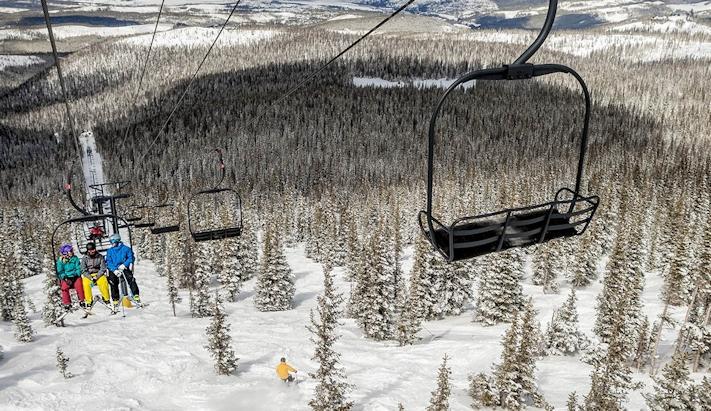 Ski em Winter Park