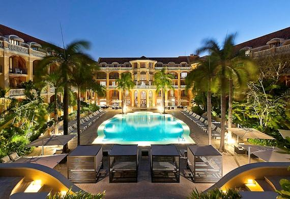 Hotel Sofitel Legend Santa Clara