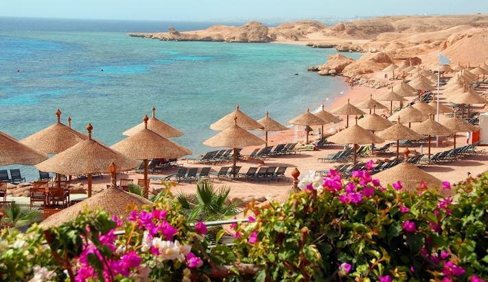 Extensão a Sharm El Sheikh