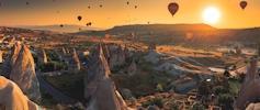 Belezas da Turquia e Grécia